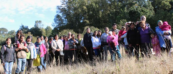 Visita Bosque 2