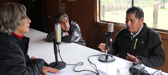 Radio Revista Puelche 2 4: Trafun, música y educación en medio de la cordillera
