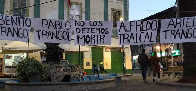 Carta Pública de  Mujeres y Lesbianas:  A Michelle Bachelet por Huelga de Hambre Hermanaos Trangol y Lonko Alfredo Tralcal