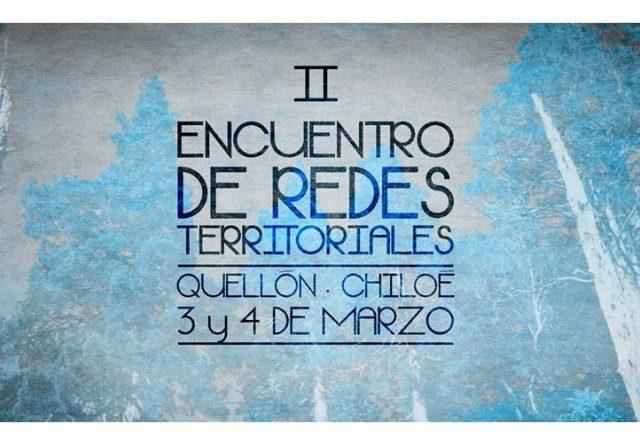 Chilwe:  Organizaciones se reúnen en 2° Encuentro de Redes Territoriales en Quellón