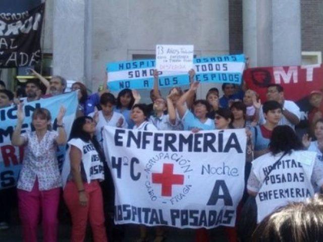 Argentina: Vaciamiento y precarización de la salud