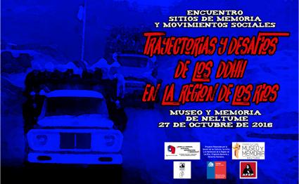 """Neltume: Realizan encuentro """"Trayectorias y Desafíos de los Derechos Humanos en Los Ríos"""""""