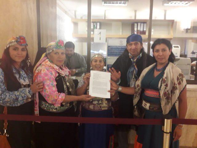 TPP11: Representantes de pueblos originarios exigen proceso de consulta indígena y cuestionan legalidad de votación en el Congreso