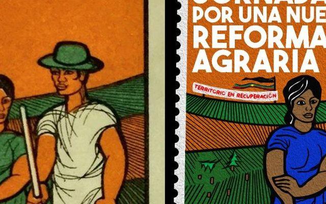 Jornadas por una Nueva Reforma Agraria: Lunes 1° de marzo expone Jacques Chonchol y Juan Aedo
