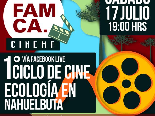 FAMCA 1°Ciclo de Cine: Ecología en Nahuelbuta